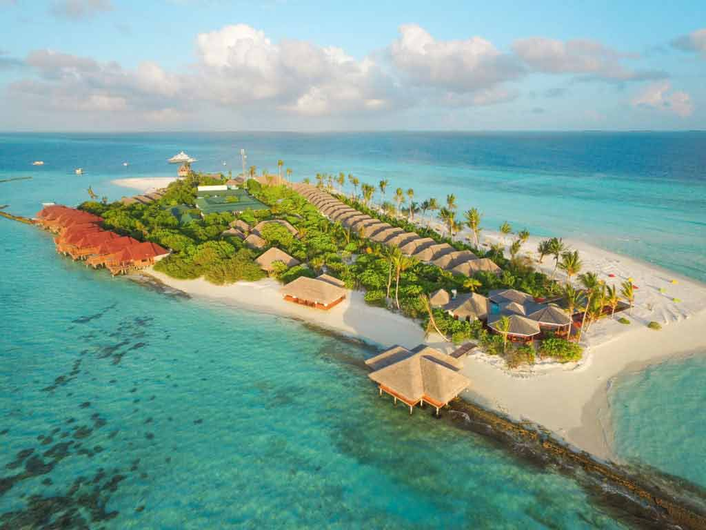 Dhigufaru Island Resort  Maldives Holiday Resorts  TMT