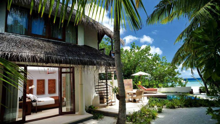Family Beach Villa - 2 Bedrooms