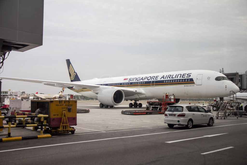 Maldives Singapore Airlines