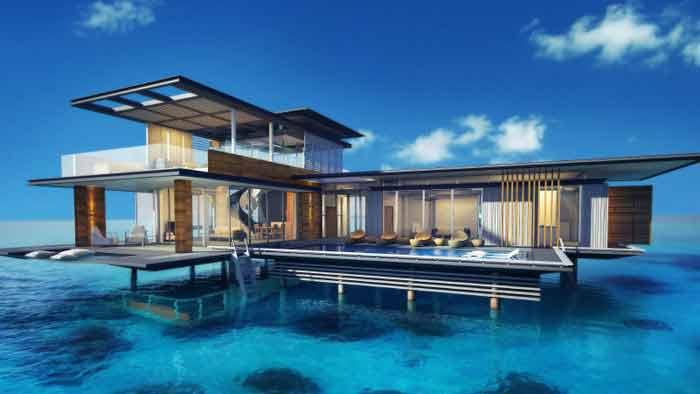 The Waldorf Astoria Maldives Ithaafushi Resort