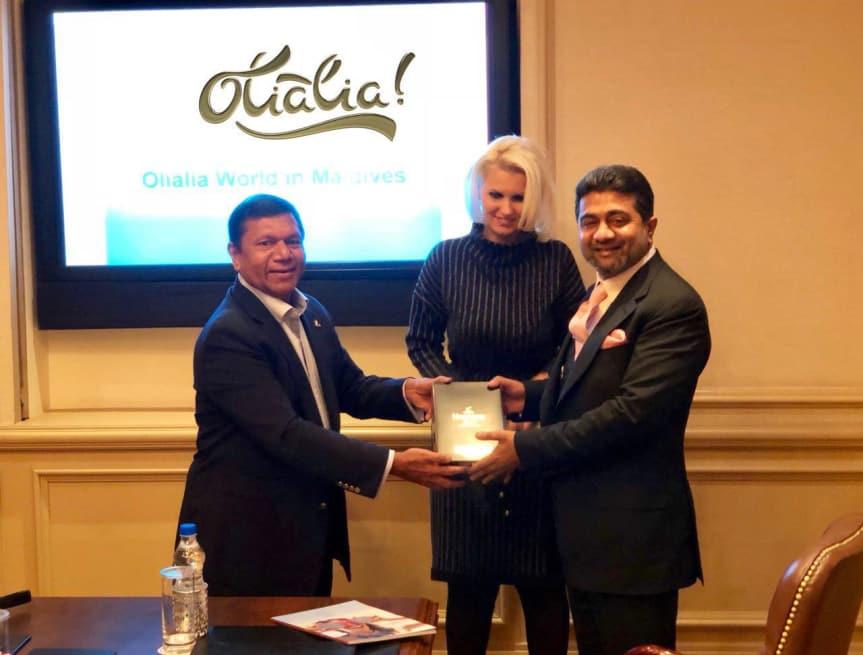 Olialia Investments in Maldives