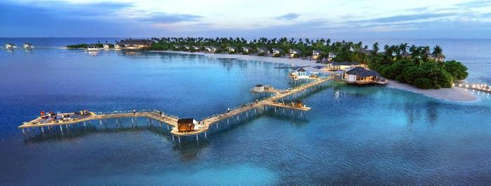 JW Marriot Maldives